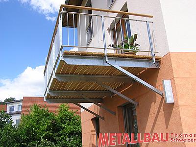 Metallbau Thomas Schweizer Schlüsseldienst Geländer Craintal 1 97993